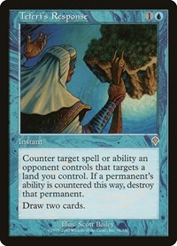 Teferi's Response, Magic, Invasion