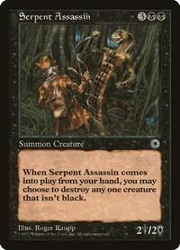 Serpent Assassin, Magic: The Gathering, Portal