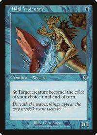 Tidal Visionary, Magic, Invasion