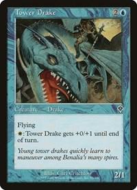 Tower Drake, Magic, Invasion