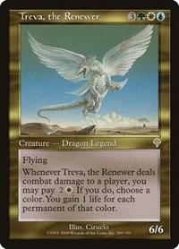 Treva, the Renewer, Magic: The Gathering, Invasion