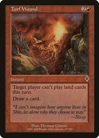 Turf Wound, Magic: The Gathering, Invasion