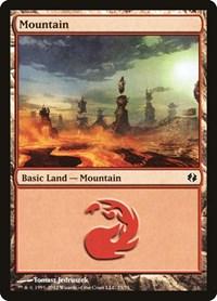 Mountain (75), Magic: The Gathering, Duel Decks: Venser vs. Koth