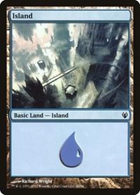 Island (40), Magic: The Gathering, Duel Decks: Izzet vs. Golgari