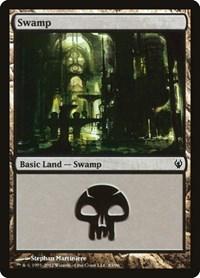 Swamp (83), Magic: The Gathering, Duel Decks: Izzet vs. Golgari