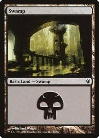 Swamp (86), Magic: The Gathering, Duel Decks: Izzet vs. Golgari