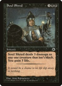 Soul Shred, Magic: The Gathering, Portal
