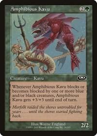 Amphibious Kavu, Magic: The Gathering, Planeshift