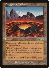 Darigaaz's Caldera, Magic: The Gathering, Planeshift