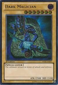 Dark Magician, YuGiOh, Starter Deck: Yugi Reloaded