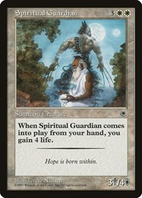 Spiritual Guardian, Magic, Portal