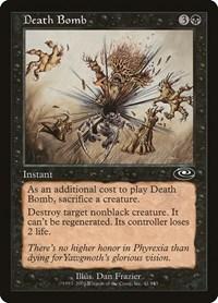 Death Bomb, Magic: The Gathering, Planeshift
