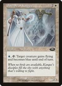 Disciple of Kangee, Magic, Planeshift