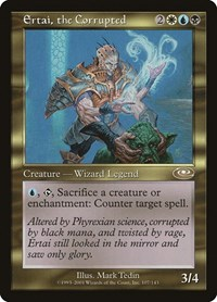 Ertai, the Corrupted, Magic: The Gathering, Planeshift