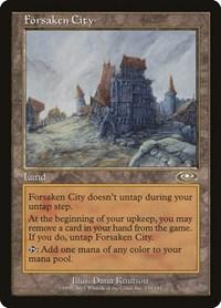 Forsaken City, Magic, Planeshift