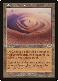 Meteor Crater, Magic, Planeshift
