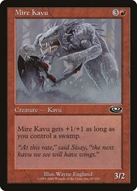 Mire Kavu, Magic: The Gathering, Planeshift