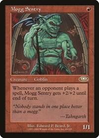 Mogg Sentry, Magic: The Gathering, Planeshift