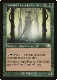 Nemata, Grove Guardian, Magic, Planeshift