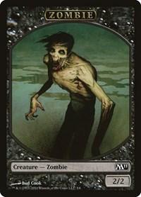 Zombie Token, Magic: The Gathering, Magic 2011 (M11)