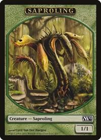 Saproling Token, Magic: The Gathering, Magic 2012 (M12)