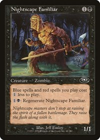 Nightscape Familiar (Foil)