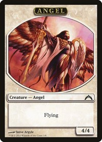 Angel Token, Magic: The Gathering, Gatecrash