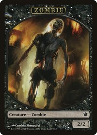 Zombie Token (Sheppard), Magic: The Gathering, Innistrad