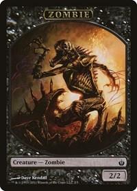 Zombie Token, Magic: The Gathering, Mirrodin Besieged
