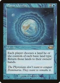 Planar Overlay, Magic: The Gathering, Planeshift