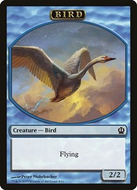 Bird Token, Magic: The Gathering, Theros