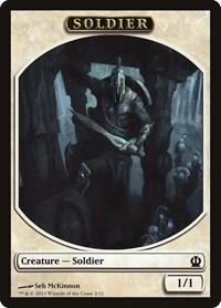 Soldier Token (McKinnon), Magic: The Gathering, Theros