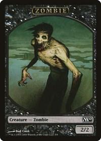 Zombie Token, Magic: The Gathering, Magic 2010 (M10)