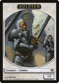 Soldier Token, Magic: The Gathering, Duel Decks: Elspeth vs. Tezzeret