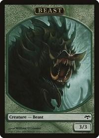 Beast Token, Magic: The Gathering, Eventide