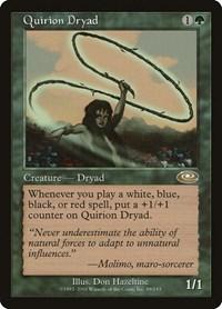 Quirion Dryad, Magic, Planeshift