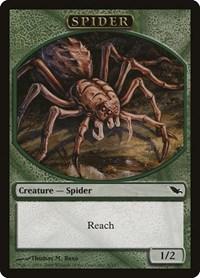 Spider Token, Magic: The Gathering, Shadowmoor