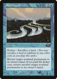 Rushing River, Magic: The Gathering, Planeshift