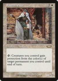 Samite Elder (Foil)