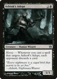 Ashiok's Adept, Magic: The Gathering, Born of the Gods