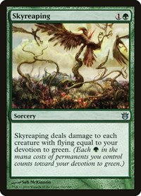 Skyreaping, Magic: The Gathering, Born of the Gods