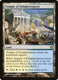 Temple of Enlightenment, Magic: The Gathering, Born of the Gods
