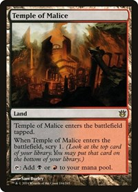 Temple of Malice, Magic: The Gathering, Born of the Gods