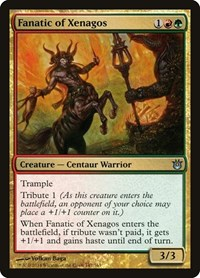 Fanatic of Xenagos, Magic: The Gathering, Born of the Gods