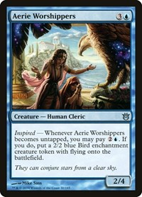 Aerie Worshippers, Magic: The Gathering, Born of the Gods