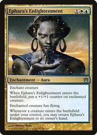 Ephara's Enlightenment, Magic: The Gathering, Born of the Gods