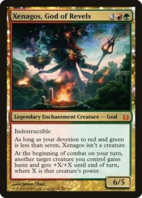 Xenagos, God of Revels, Magic: The Gathering, Born of the Gods