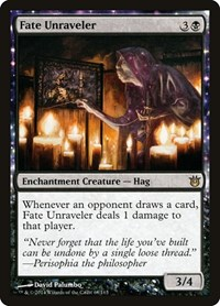 Fate Unraveler, Magic: The Gathering, Born of the Gods