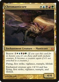 Chromanticore, Magic: The Gathering, Born of the Gods
