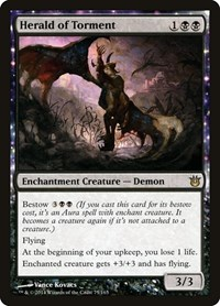 Herald of Torment, Magic: The Gathering, Born of the Gods